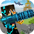 Game Block Wars Survival Games APK for Kindle