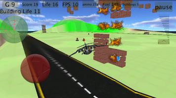Screenshot of Flying Fighter