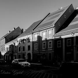 Koroška ulica by Dušan Gajšek - City,  Street & Park  Street Scenes