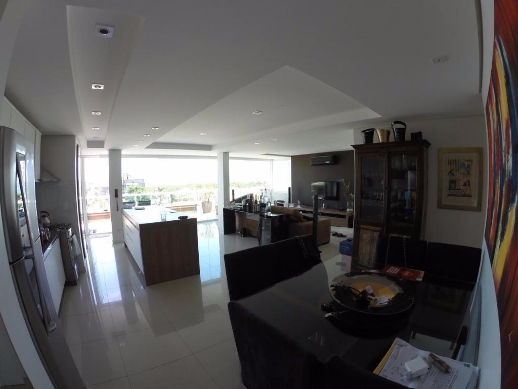 Cobertura 2 Dorm, Itacorubi, Florianópolis (CO0100) - Foto 5