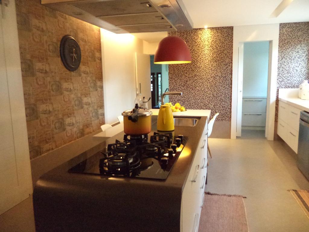 Casa 4 Dorm, Residencial Parque Rio das Pedras, Campinas (CA1140)