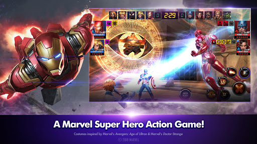 MARVEL Future Fight screenshot 16