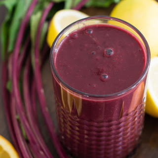 Citrus Beet Cleanser Green Smoothie