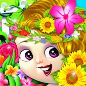 Flower Shop Games for Girls APK for Bluestacks