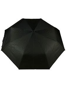 """Зонт """"Компакт S"""", черный 2"""