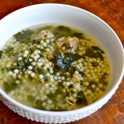 """FAVORITE"" ITALIAN WEDDING SOUP"