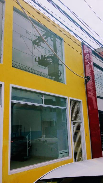 Prédio comercial para Locação - Centro