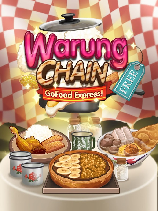Warung Chain: Go Food Express Screenshot 6