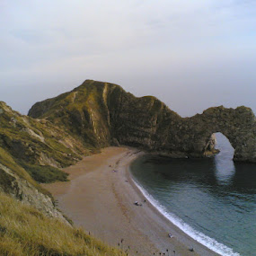 Durdle Door by Gaurav Dhup - Instagram & Mobile Other ( landmark, travel,  )