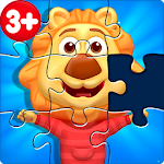 Puzzle Kids - Animals Shapes and Jigsaw Puzzles 1.1.2