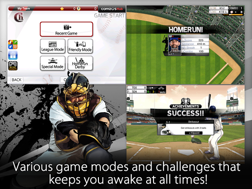 9 Innings: 2016 Pro Baseball screenshot 4