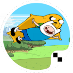 Adventure Time Raider Icon