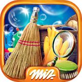 Game Hidden Objects House Cleaning APK for Kindle