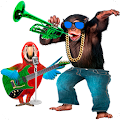 Download Talking Parrot vs Monkey Sing APK for Laptop