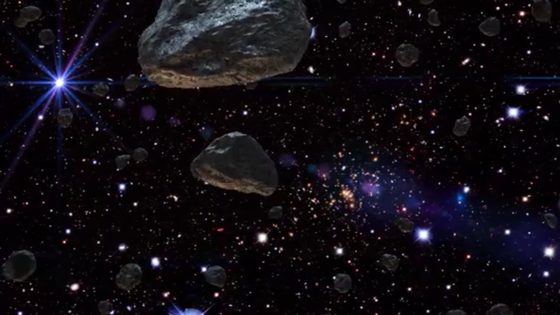 Asteroids Live Wallpaper Screenshot 4
