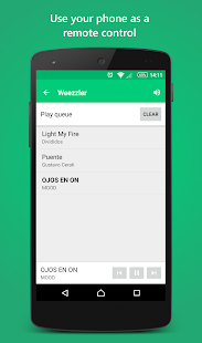 Weezzler: Play Music Over Wifi Screenshot