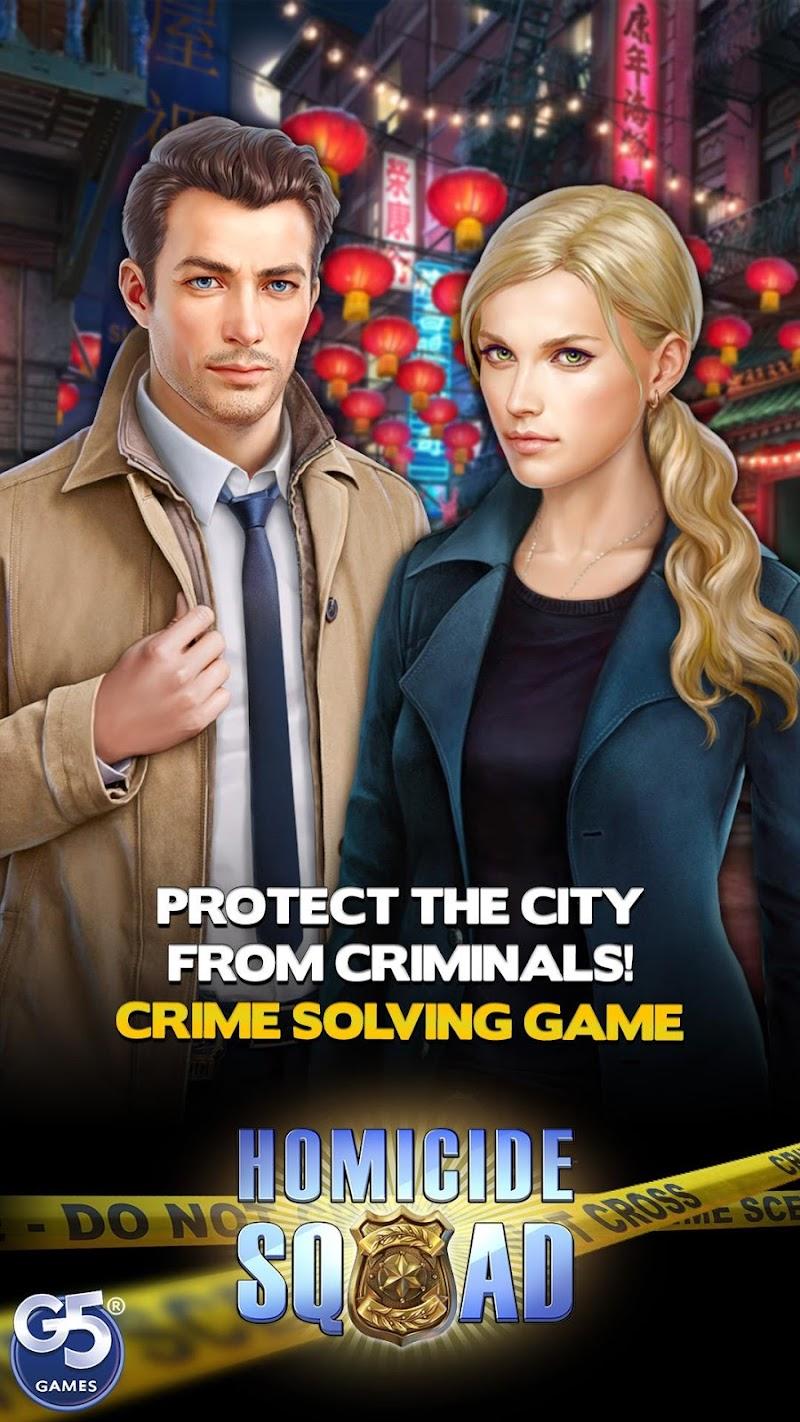 Homicide Squad: Hidden Crimes Screenshot 0