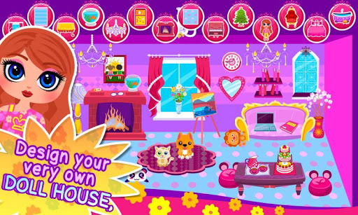 My Own Family Doll House Game Apk Download Free for PC, smart TV