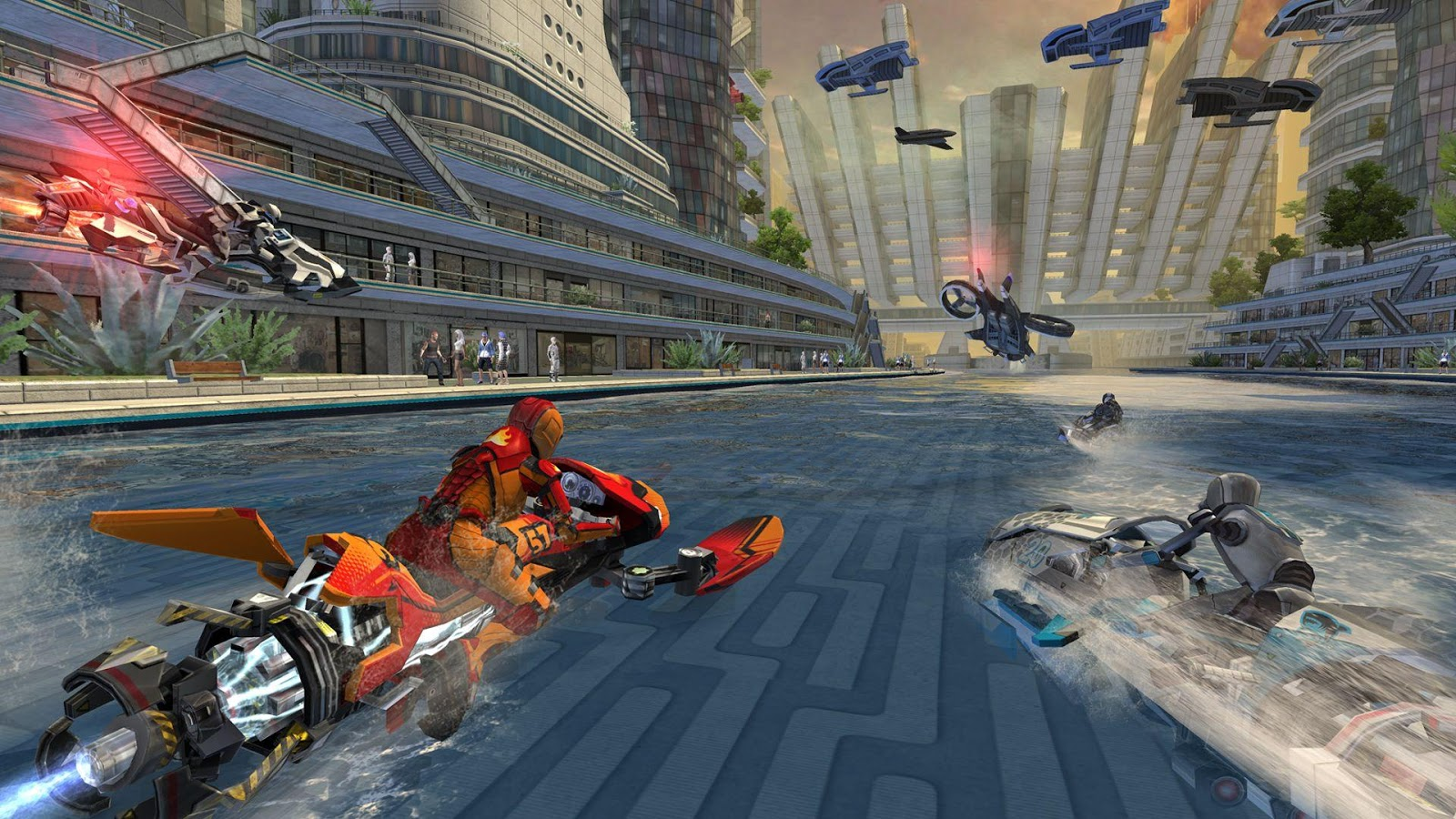 Riptide GP: Renegade Screenshot 14