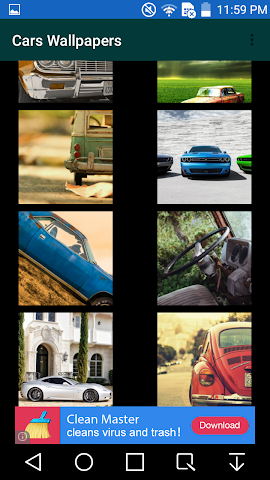 android Cars Wallpaper Screenshot 3