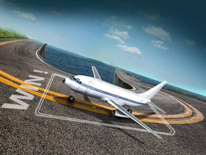 Game Plane Driving 3D APK for Kindle
