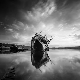 mr. black by Nandy Rery - Landscapes Waterscapes