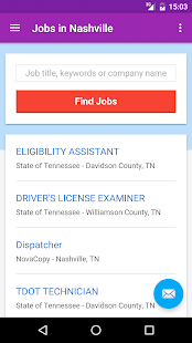 Jobs in Nashville, TN, USA - screenshot