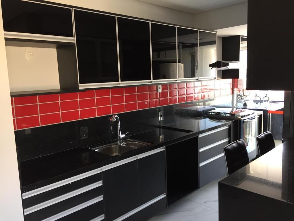 Apartamento com 2 dormitórios para alugar, 70 m² por R$ 4.000,00/mês - Cambuí - Campinas/SP
