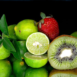 Green n red by Asif Bora - Food & Drink Fruits & Vegetables