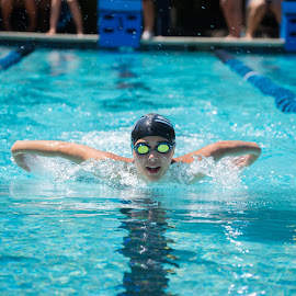 by Billy Patton - Sports & Fitness Swimming