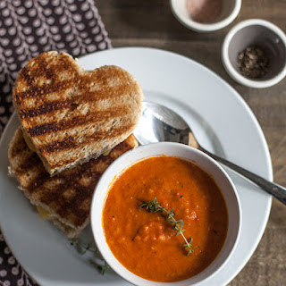 Yummy Tomato-Orange Soup