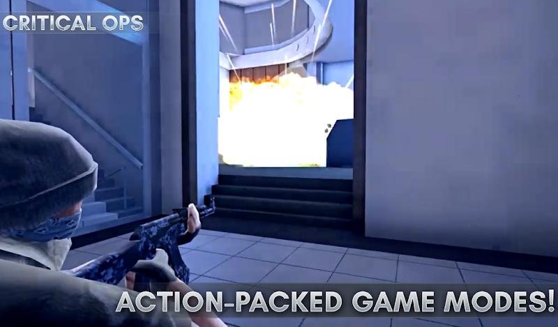 Critical Ops Screenshot 15