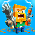Game Pixel Arena Online: Multiplayer Blocky Shooter APK for Kindle