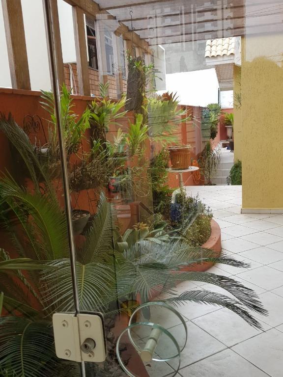 Sobrado à Venda - Jardim Anália Franco