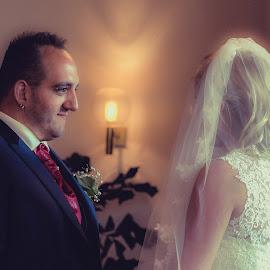 the look by Kees van Es - Wedding Bride & Groom