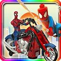 Puzzle Spider Hero Man Game APK for Bluestacks