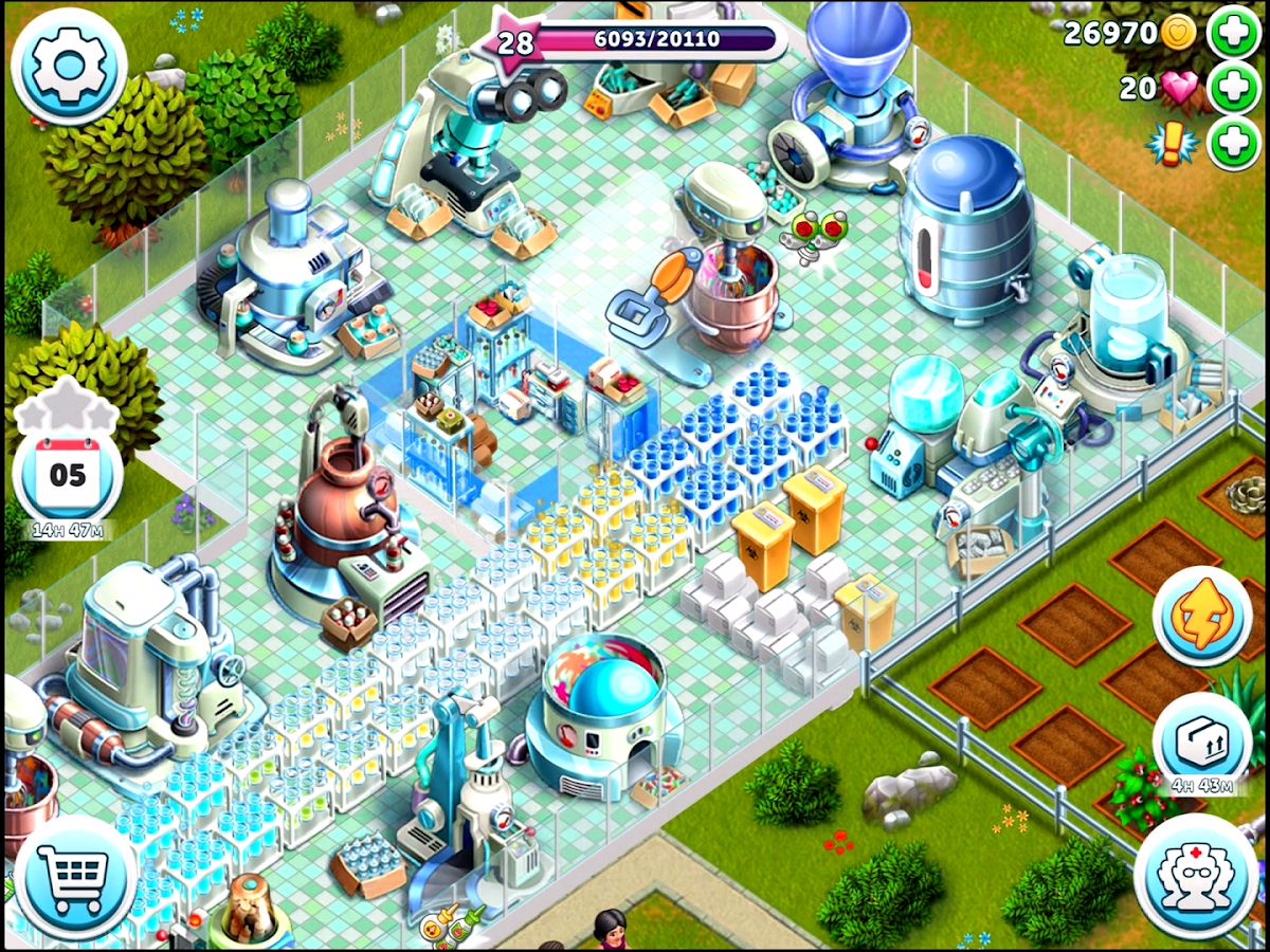 My Hospital: Build and Manage Screenshot 6