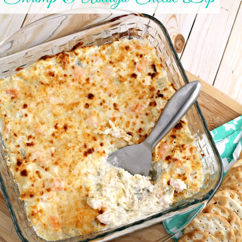 Shrimp & Asiago Cheese Dip