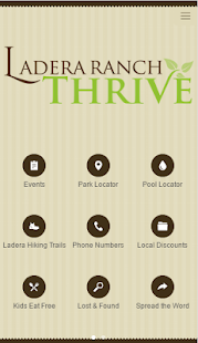 Ladera Ranch Thrive - screenshot