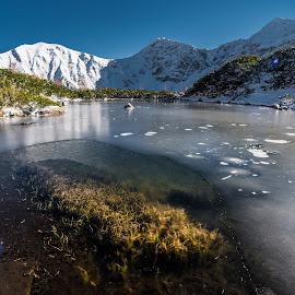 West Tatras // Slovakia by Laky Kucej - Landscapes Travel