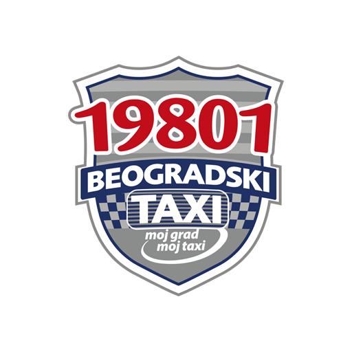 Android aplikacija BEOGRADSKI 19801 TAXI na Android Srbija