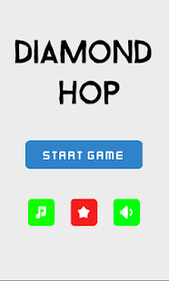 Diamond Hop - screenshot