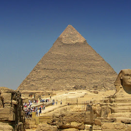 Egypt by Stefania Loriga - Buildings & Architecture Statues & Monuments