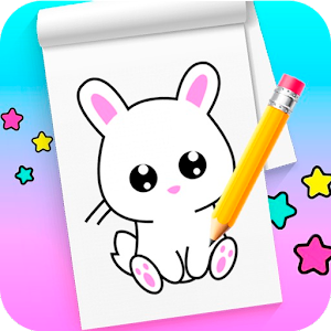 How to draw cute animals step by step Online PC (Windows / MAC)
