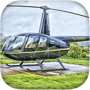 Fly Helicopter Flight Sim 3D For PC / Windows 7/8/10 / Mac – Free Download
