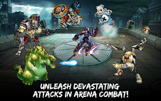 Screenshot of Mutants: Genetic Gladiators
