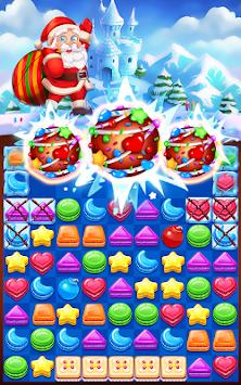 Cookie Fun Match 3 apk screenshot