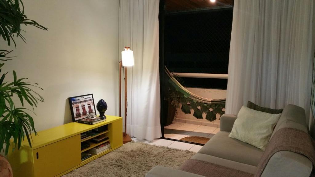 Apartamento residencial à venda, Tambaú, João Pessoa - AP5713.