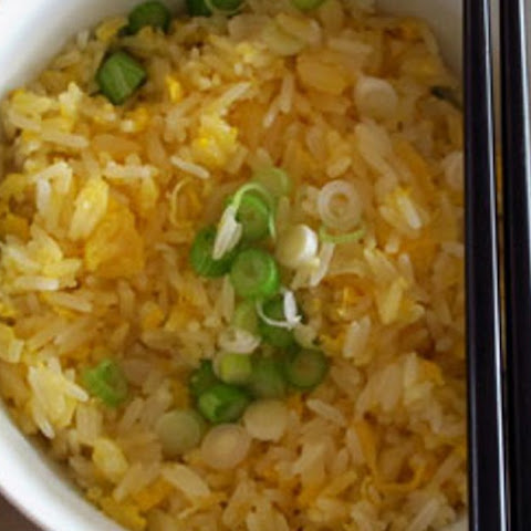 Perfect Egg Fried Rice