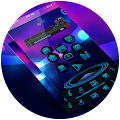 Free Neon 3D Next Launcher Theme APK for Windows 8
